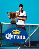 Novak Djokovic at the 2010 China Open