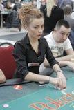 Öppen festival för Winmasters poker Royaltyfria Bilder