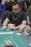 Öppen festival för Winmasters poker Royaltyfria Foton