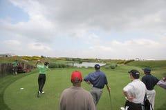 öppen golfnational 2006 för de france Arkivbild