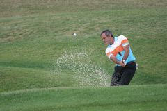 öppen national för golf för de france för 2006 ballesteros Arkivfoto