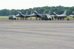 öppen republik 2011 för flygvapenhus singapore Royaltyfria Bilder