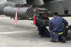 öppen republik 2011 för flygvapenhus singapore Royaltyfri Foto