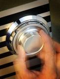 öppen safe för askrörelse med Arkivfoton