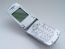 öppen telefon för cell arkivbilder