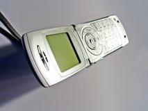 öppen telefon för cell royaltyfria bilder