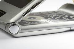 öppen telefon för mobil 02 Royaltyfri Bild