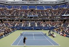 öppen tennis för match oss Royaltyfria Bilder
