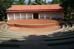 öppen theatre för luft Fotografering för Bildbyråer