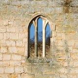 öppet fönster royaltyfria bilder