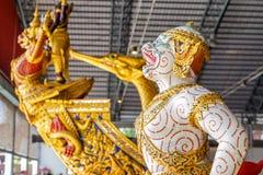 Öppet museum för thailändsk kunglig pråm Royaltyfri Bild