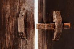 Öppna dörren till framgång Royaltyfri Fotografi