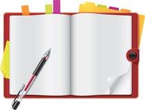 öppna den personliga vektorn för organisatören