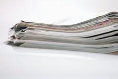Öppna tidskrifter Arkivbild