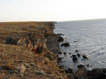 Öppna till havet Royaltyfria Bilder