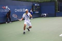 öppna yasutakaen för uchiyamaen för s-tennis u Arkivfoton