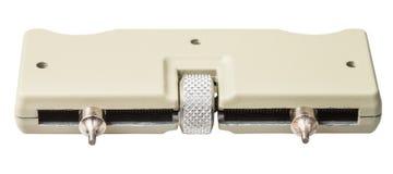 Öppnare för justerbar skiftnyckel för armbandsur Royaltyfri Fotografi