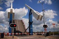 Öppningen av bron Royaltyfri Fotografi