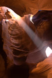 Öppningskanjon i Arizona Royaltyfria Bilder