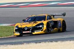 12 öre Hankook Mugello 18 marzo 2017: Estremo del GP #27, Renault RS01 GT3 Immagine Stock