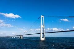 Öresund-Brücke Lizenzfreie Stockbilder