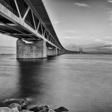 Öresund Bridge Royalty Free Stock Photos