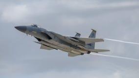 Örn F-15 Arkivfoto