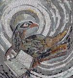 Örn symbol av den St John evangelisten Arkivfoto