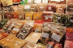Örter och kryddor Royaltyfria Foton