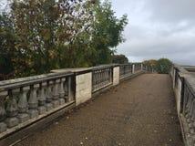 Öst parkerar bron i skrovet, Storbritannien royaltyfri foto