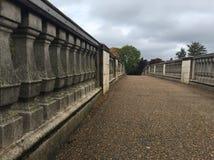 Öst parkerar bron i skrovet, Storbritannien arkivfoto