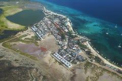 Östad för Los Roques Arkivfoto