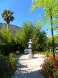 Österlänningen parkerar i Alhaurin de la Torre-Andalusia-Spanien Royaltyfri Fotografi