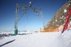 Österreich. Berge. Das Alpes. stockfotografie