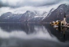 Österreich, Berge und erstaunliche Natur stockbild