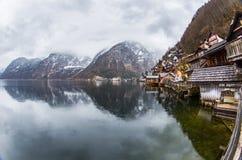 Österreich, Berge und erstaunliche Natur stockfoto