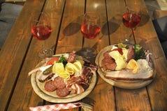 Österreich, Lebensmittel Lizenzfreie Stockfotografie