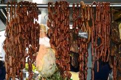Österreich, Lebensmittel Stockbild