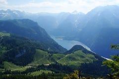 Österreich, Panorama stockbilder