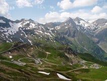 Österreich - Tirol - Grossglockner Lizenzfreies Stockfoto