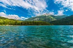 Österreicher Blindsee See Stockfotografie