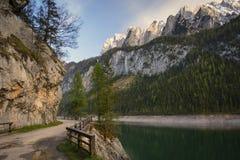 Österreichische Alpen Lizenzfreie Stockfotos