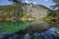 Österreichische Bergseen Lizenzfreie Stockbilder