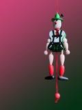 Österreichische Marionette lizenzfreies stockfoto