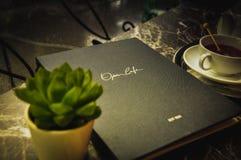 Österrike Café Royaltyfri Bild