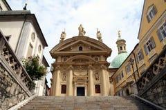 Österrike graz Arkivfoton