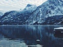Österrike hallstatt Fotografering för Bildbyråer