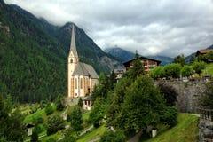 Österrike - Heiligenblut Royaltyfria Bilder