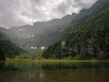Österrike Hintersee Arkivbild