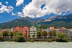 Österrike innsbruck Royaltyfri Fotografi